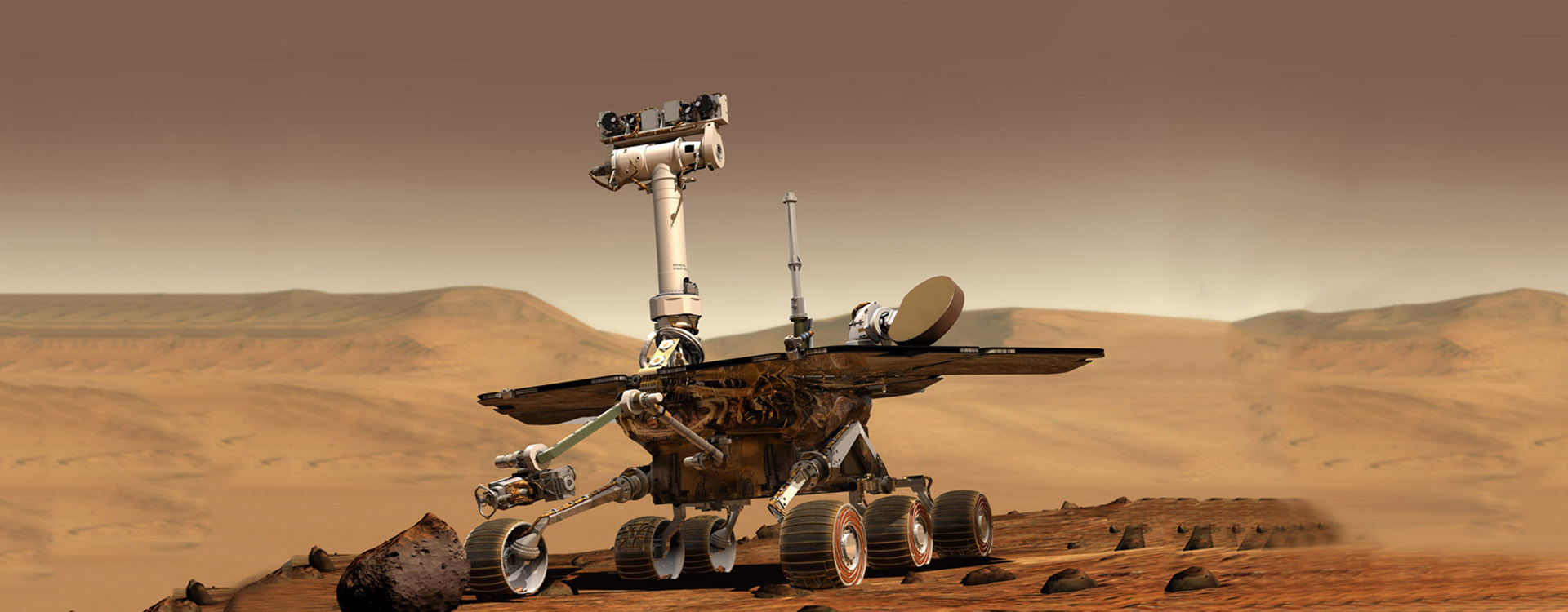mars rover circuit - photo #22