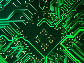 circuit-board-green